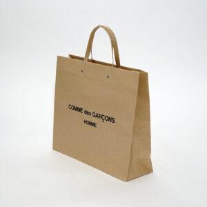 カシメを使った紙袋