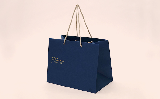 高級おみやにぴったりな紙袋