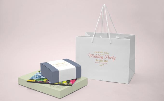 引き出物紙袋に使いやすいサイズ