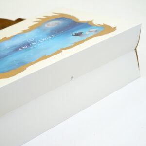 V底折の紙袋
