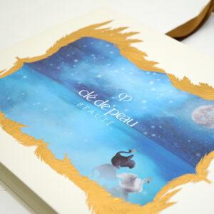幻想的で美しいイラストの紙袋