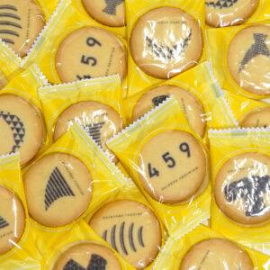 パターン印字デザインクッキー