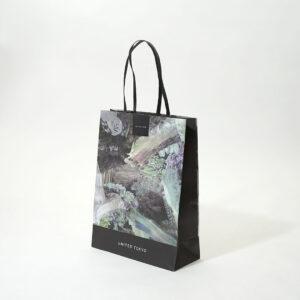 スタイリッシュな紙袋