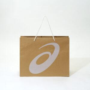 シンプルでナチュラルな印象の紙袋