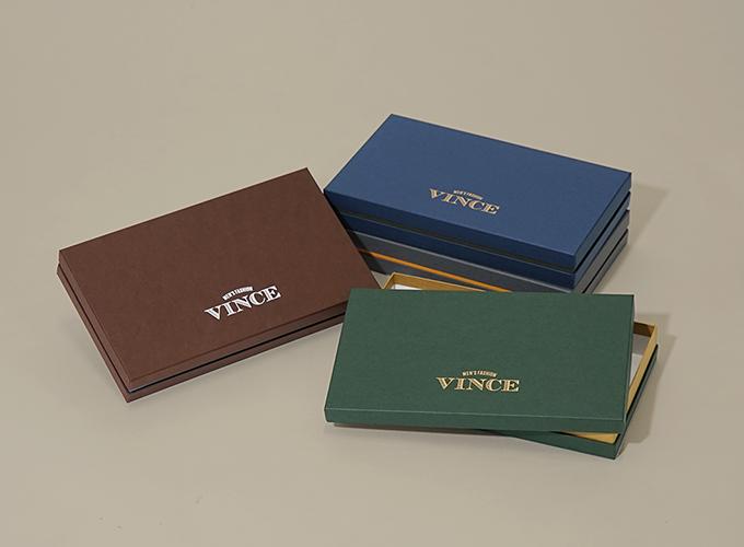長財布用のオリジナルボックス