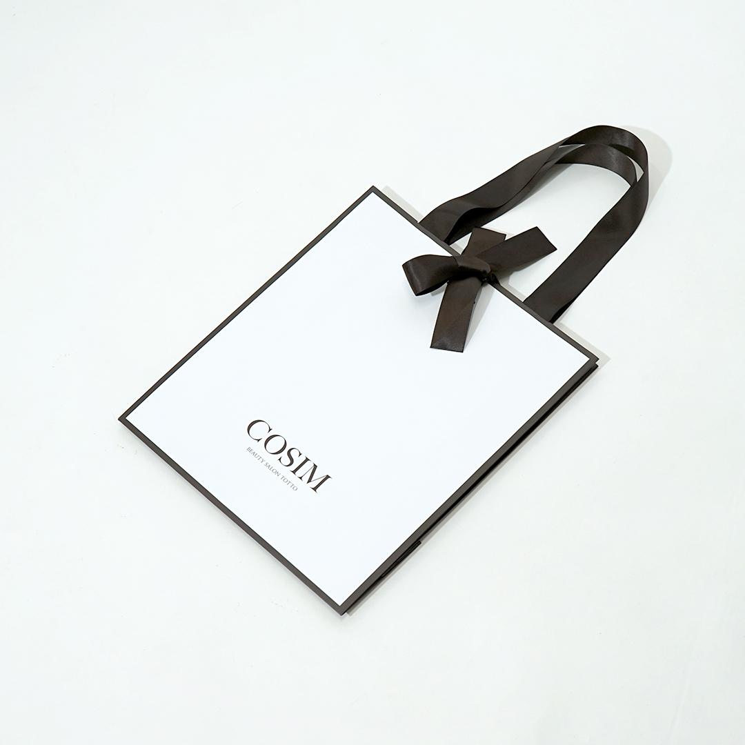 cosim 様の紙袋