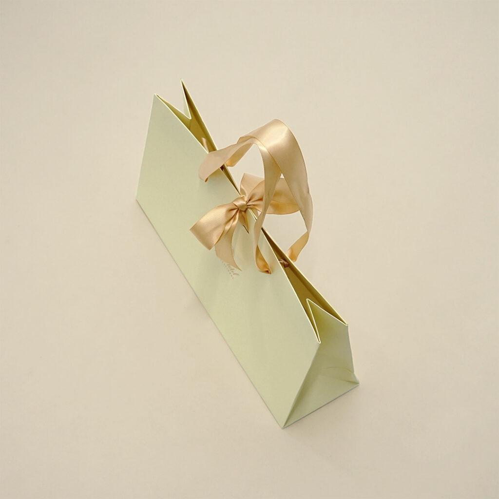 統一感が高級感を醸し出す紙袋5