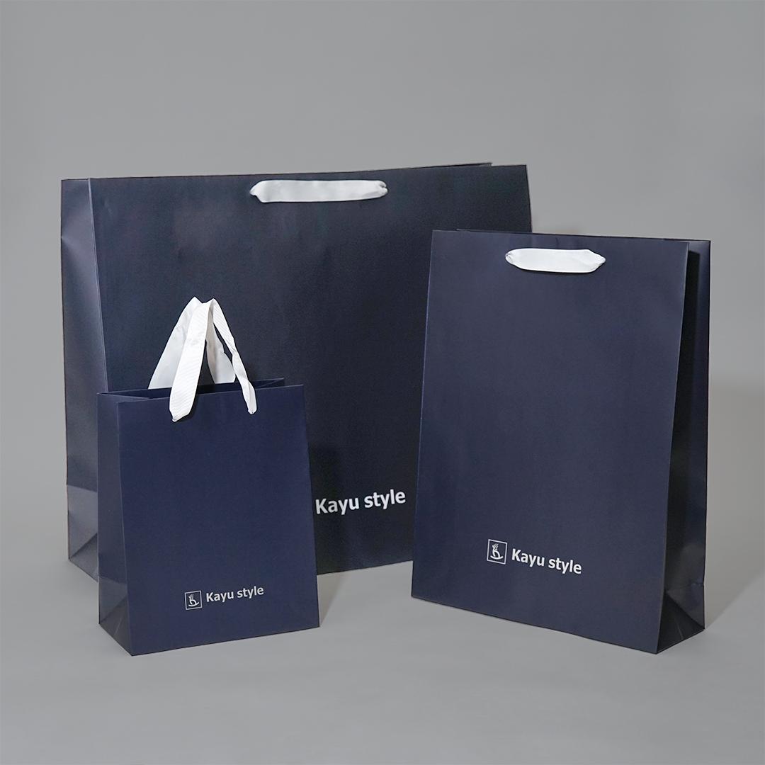 Kayu style  様の紙袋