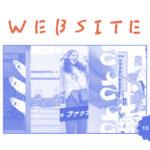 オシャレでワクワクするWebサイトを見つけました!