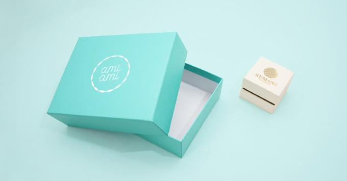 オリジナル箱づくりの参考に サイズについてのイメージ