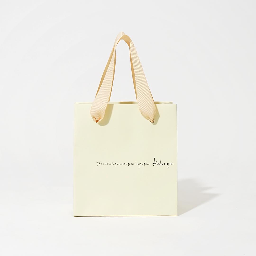 kahogo soap 様の紙袋